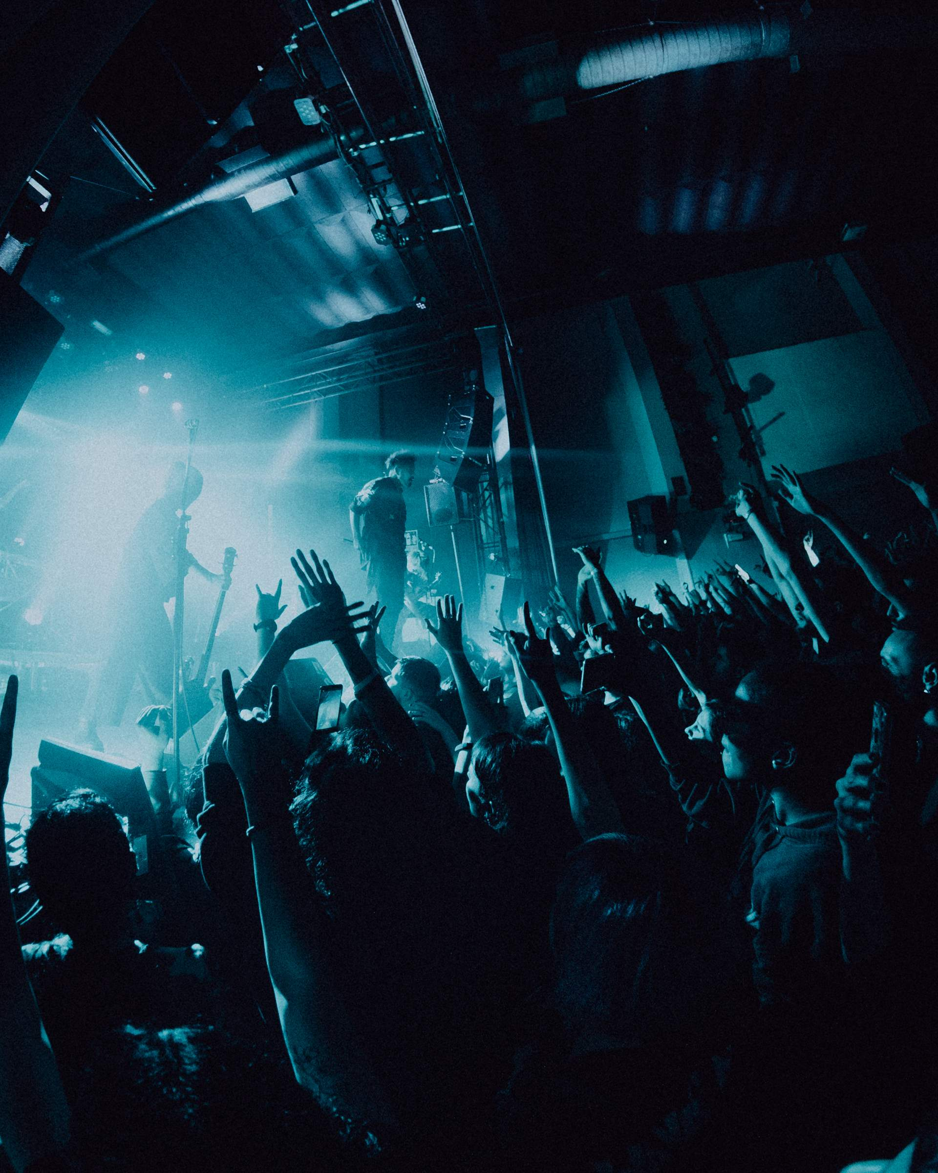 crossfaith @ o2 islington, london 2020